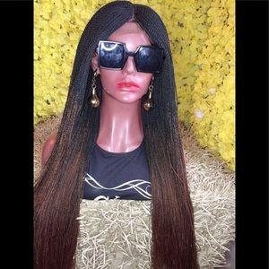 Senegalese twist Wig